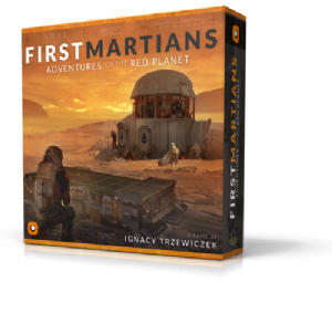 First Martians : Adventures on the Red Planet